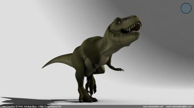 t rex viral chaudhari vicie animation 02
